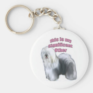 OES significant Other Keychain
