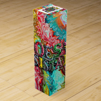 OES SISTAR ~ WINE GIFT BOX