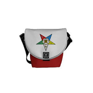 OES Small Messenger Bag