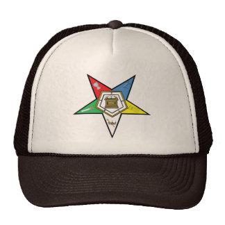 OES Star Trucker Hat
