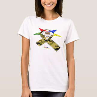 OES Supports Troops T-Shirt