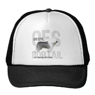 OES TRUCKER HAT