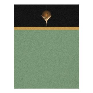 "Oestara Faery Martini Art 8.5"" X 11"" Flyer"