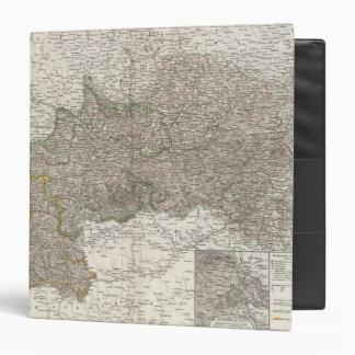 """Oesterreich - región de Viena Carpeta 1 1/2"""""""