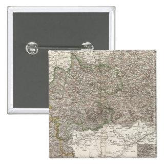 Oesterreich - región de Viena Pin Cuadrada 5 Cm