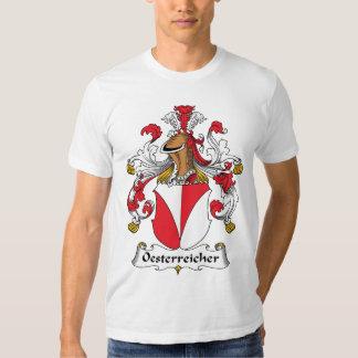Oesterreicher Family Crest Shirt