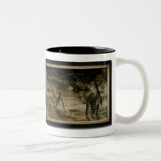 Oestrus Two-Tone Coffee Mug