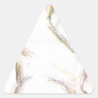 Of Adonis Triangle Sticker