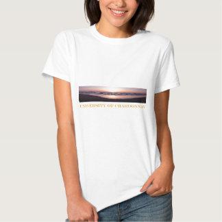 of Chardonnay Tee Shirts