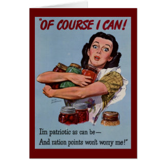 Of Course I Can! Greeting Cards