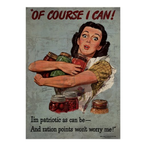 Of course I can! I'm as patriotic as can be Poster