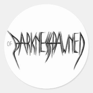 of darkness spawned sticker