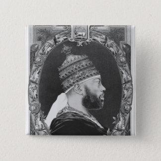 of Ethiopia, Menelik II Button