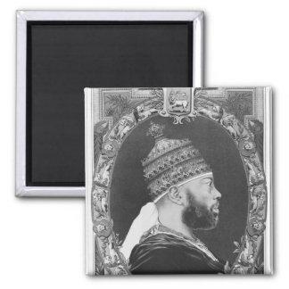 of Ethiopia, Menelik II Magnet