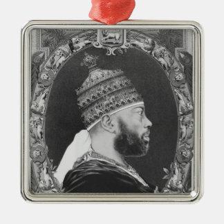 of Ethiopia, Menelik II Metal Ornament