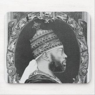of Ethiopia, Menelik II Mouse Pad