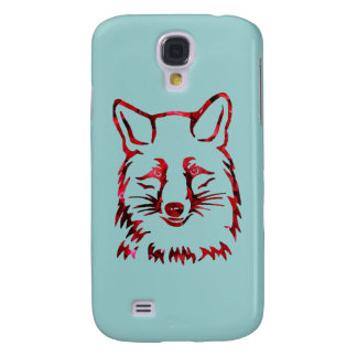 Of foxes and roses galaxy s4 case