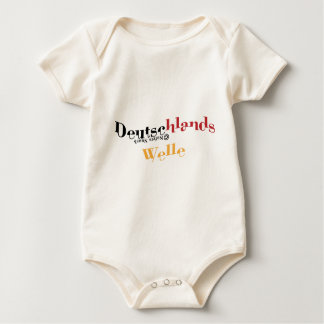 Of Germany wave Baby Bodysuit
