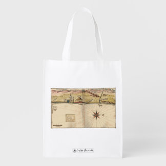 Of Guarapari to the South (1642) Grocery Bag