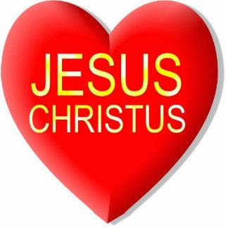 OF JESUS CHRIST STATUETTE