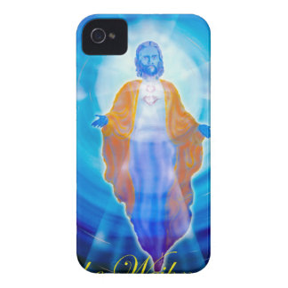 Of Jesus glad Christmas iPhone 4 Cover