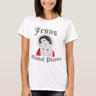 Of Jesus global players T-Shirt
