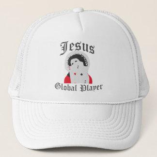 Of Jesus global players Trucker Hat