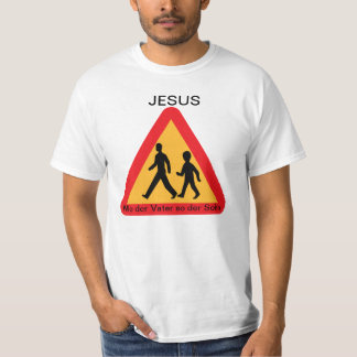 Of Jesus - like the father so the son Tee Shirt