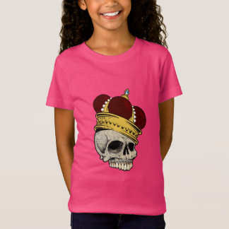 OF KINGS AND FINER THINGS (skull & crown) ~ T-Shirt