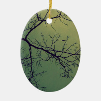Of life and limbs ceramic ornament