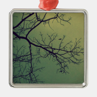 Of life and limbs metal ornament