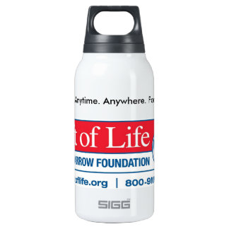 of Life Insulated Water Bottle