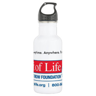 of Life Stainless Steel Water Bottle