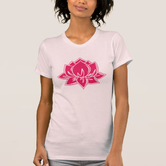 Of Lotus bloom - symbol of the enlightenment Tshirts