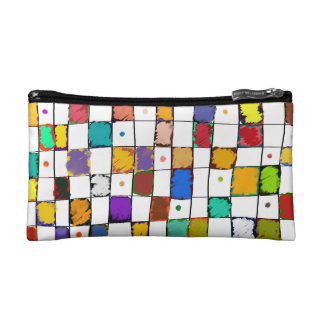 "Of make-up small size ""GRAFFITI trusses "" Makeup Bag"