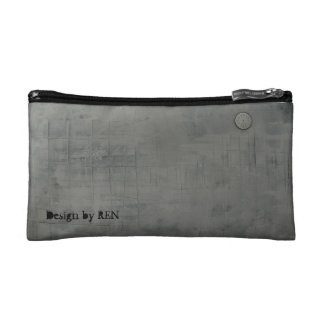"""Of make-up """"time"""" by REN trusses Makeup Bag"""