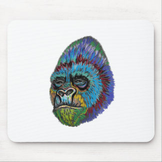 OF MANY COLORS MOUSE PAD