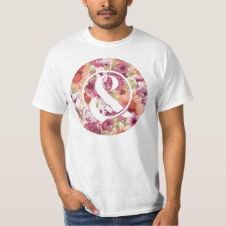 Of Mice & Men - Floral TRANSPARENT T-Shirt