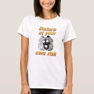 of not disturb T-Shirt