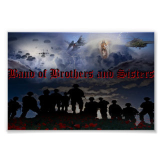 OF of Brother bound and Sisters Poster