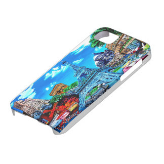 Of Paris mobile phone cover covering