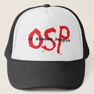 Of Shadow People OSP Hat