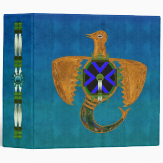 Of Sky Of River 3 Ring Binder