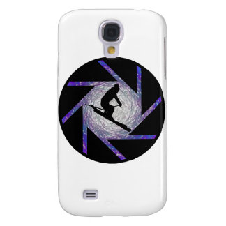 OF SOULFUL SKIING SAMSUNG GALAXY S4 COVERS