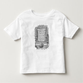 'Of the advancement and proficience of learning' Toddler T-shirt