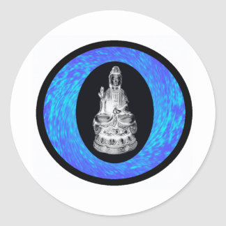 OF THE ELEMENTS CLASSIC ROUND STICKER