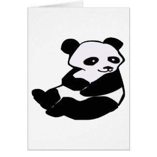 OF THE PANDA CARD