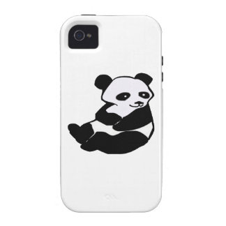 OF THE PANDA iPhone 4/4S CASES