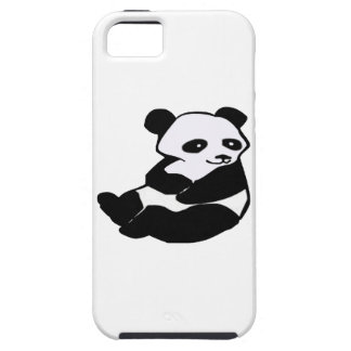 OF THE PANDA iPhone 5 CASES