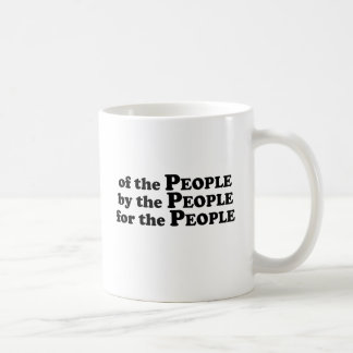Of_The_People_Multiple_Products Classic White Coffee Mug